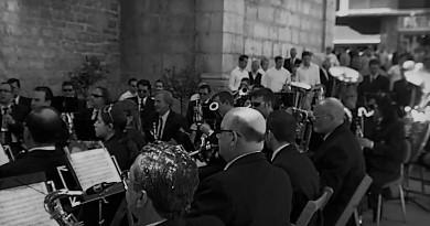 Banda de música municipal de Jaén Semana Santa Jaén