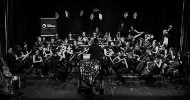 Banda sinfónica ciudad de Jaén Semana Santa Jaén