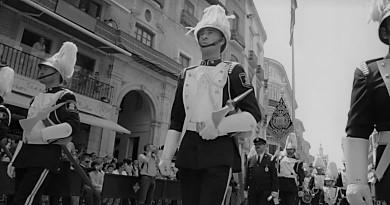 Bomberos de Málaga - Semana Santa Málaga