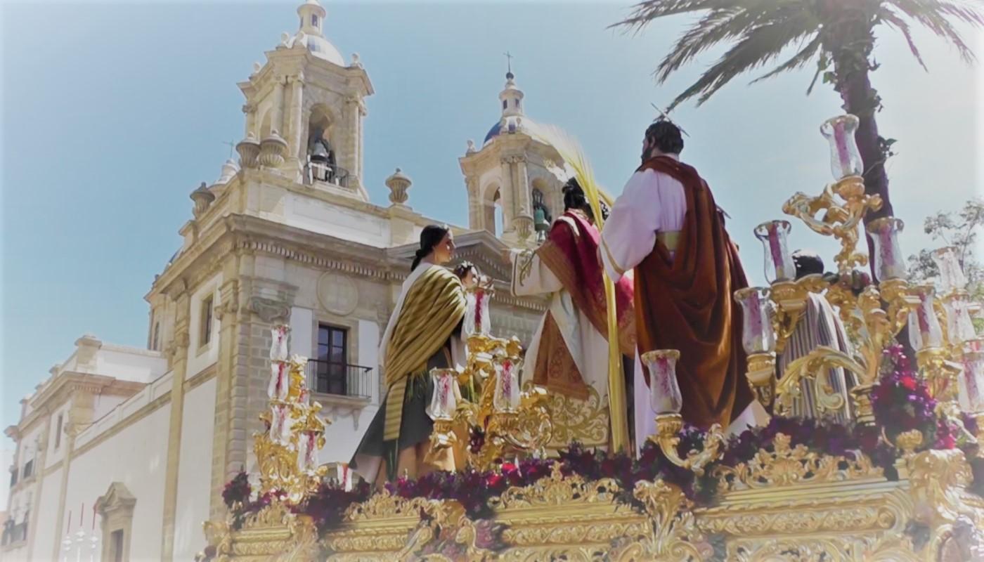 Borriquita - Semana Santa Cadiz