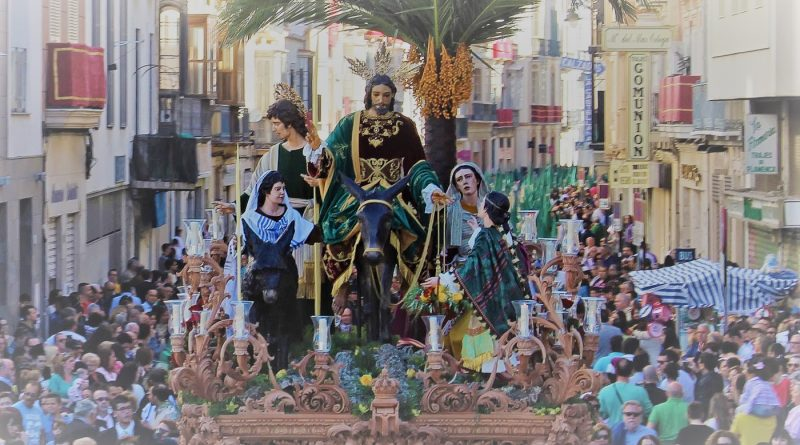 Borriquita - Semana Santa Málaga