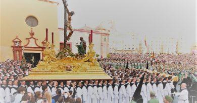 Cristo de Mena Semana Santa Málaga
