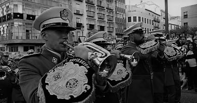 Banda Expiracion Jaén Semana Santa Jaén