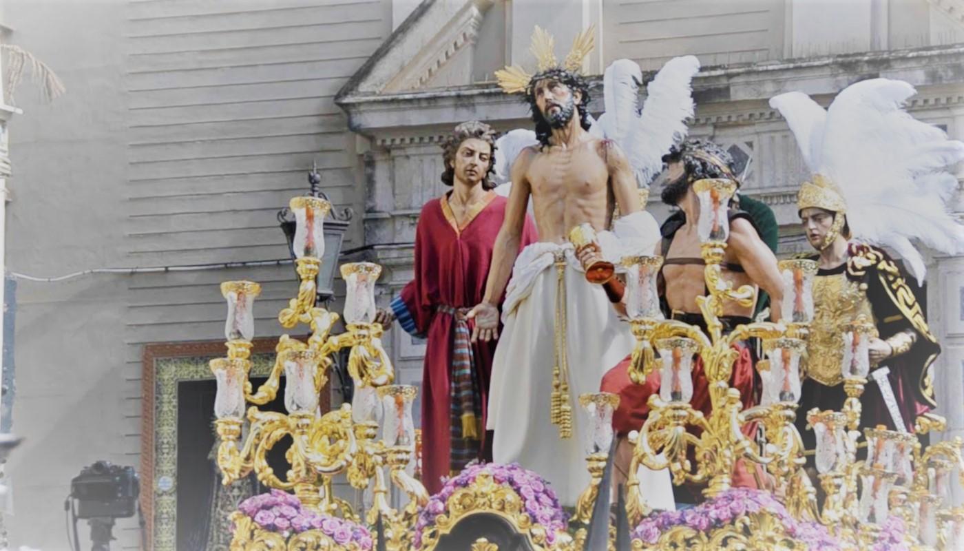 Jesús Despojado