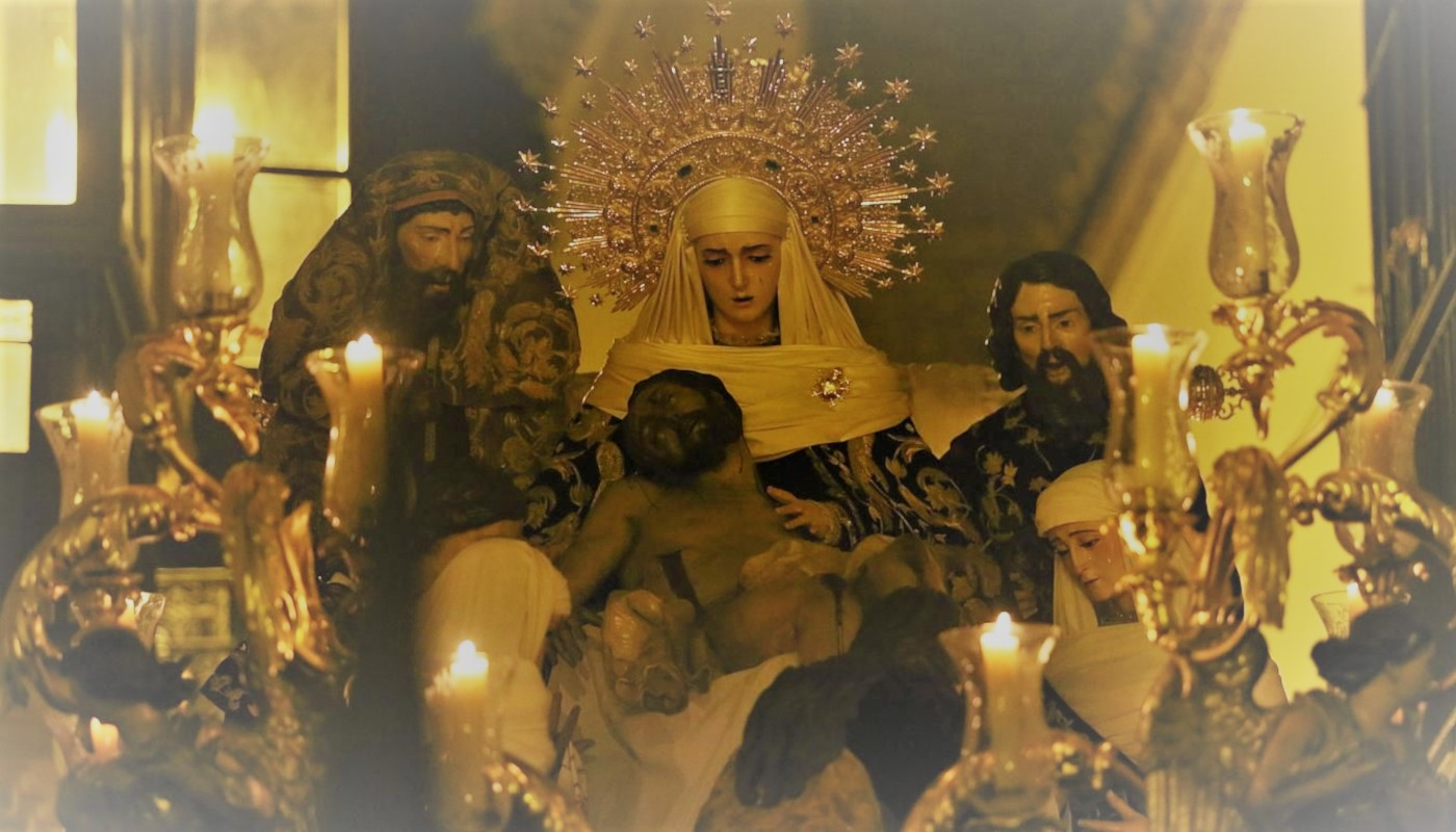 La Sagrada Mortaja