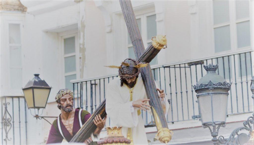 Nazareno del Amor - Semana Santa Cádiz