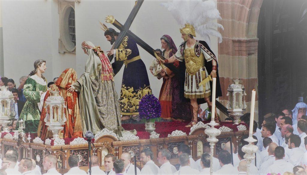 Salutacion Semana Santa Málaga