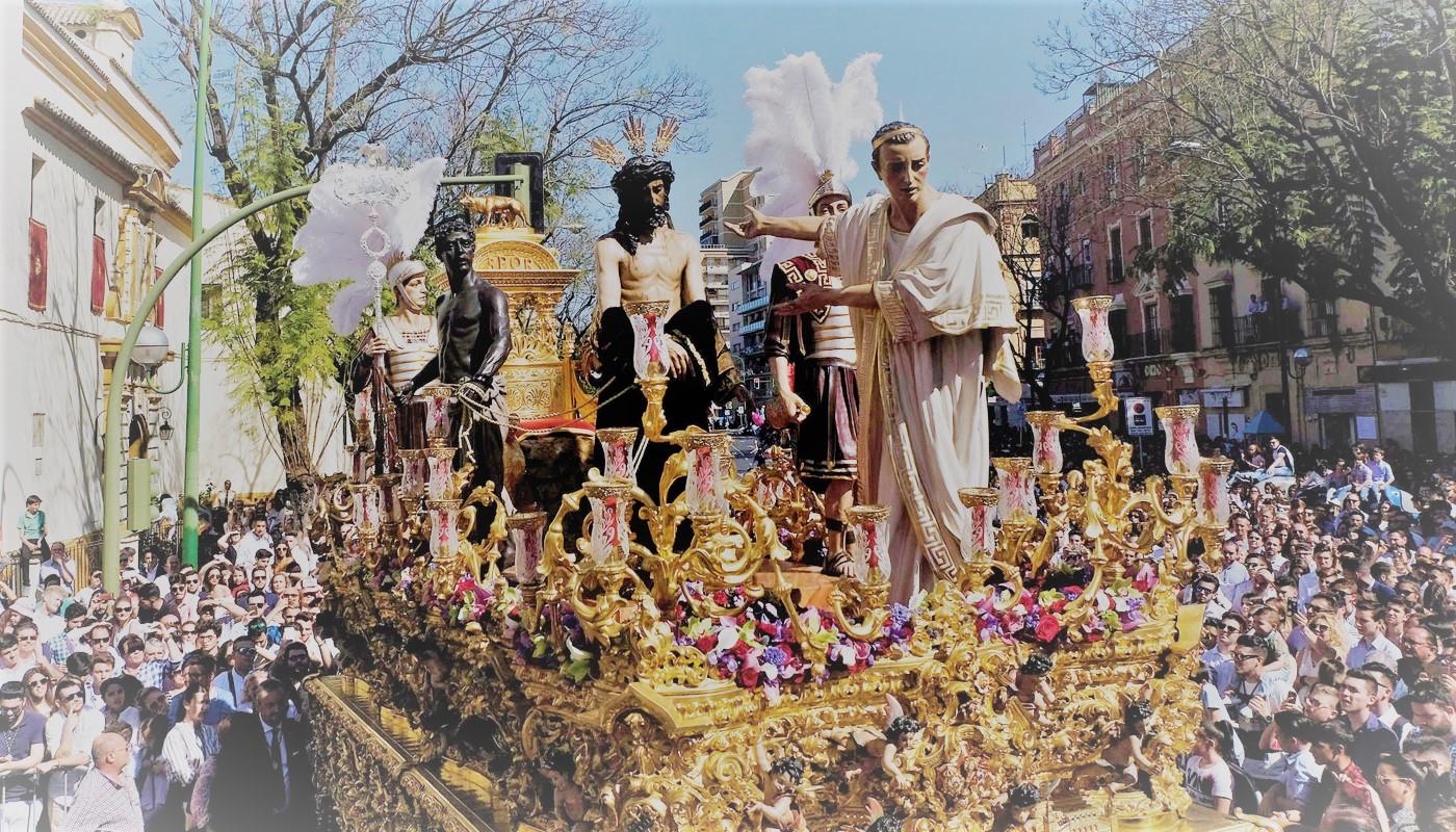 Presentación al Pueblo - Semana Santa Sevilla