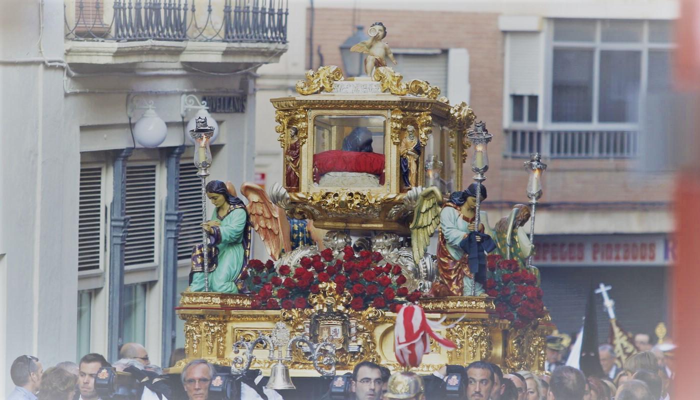 Sepulcro - Semana Santa Almeria