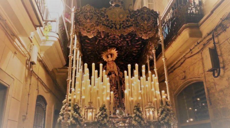 Servitas - Semana Santa Cádiz