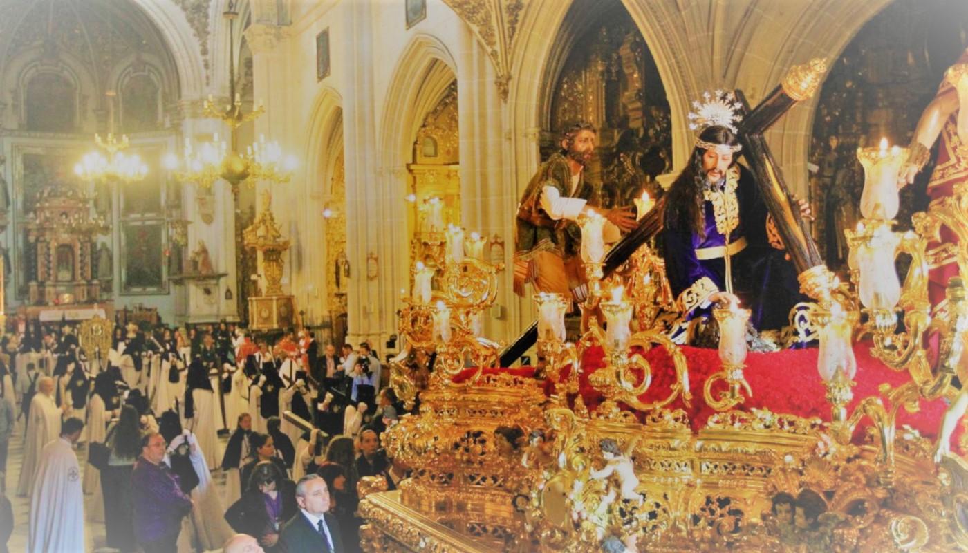 Tres Caidas - Semana Santa Granada