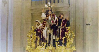 Borriquilla - Semana Santa Granada