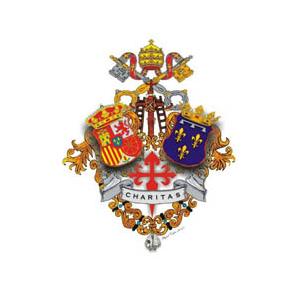 Carreteria Escudo Viernes Santo en Sevilla