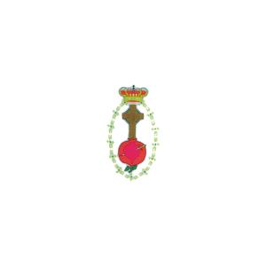 Escudo Cautivo Domingo de Ramos Granada