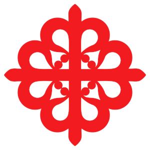 Escudo Clemencia Martes Santo en Jaén