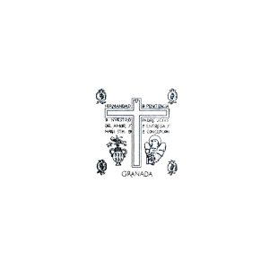 Escudo Concha Jueves Santo Granada