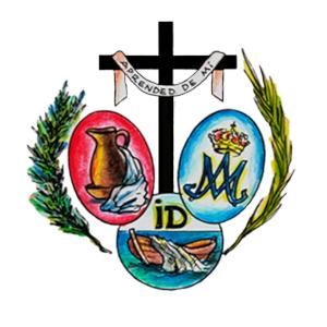 Escudo Divino Maestro Martes Santo en Jaén