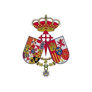 Escudo El Rico Miércoles Santo Málaga