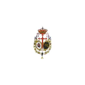 Escudo Escolapios Viernes Santo Granada