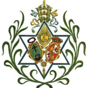 Escudo Estrella - Domingo de Ramos en Sevilla