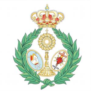 Escudo Hiniesta - Domingo de Ramos en Sevilla