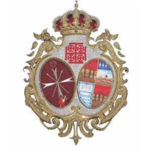 Escudo Nazareno Madrugada Huelva