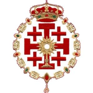 Escudo Pasión Martes Santo Huelva