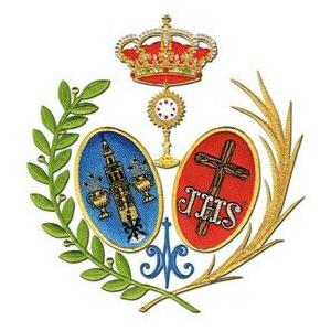 Escudo Paz - Domingo de Ramos en Sevilla