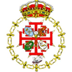 Escudo Sagrada Cena - Domingo de Ramos en Sevilla