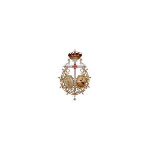 Escudo San Agustin Lunes Santo Granada
