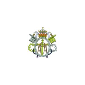 Escudo San Jeronimo Viernes Santo Granada