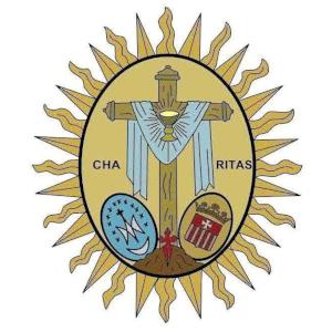 Escudo Santa Cruz Miercoles Santo Huelva