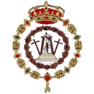 Escudo Santo Entierro Viernes Santo Huelva