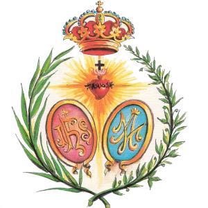 Escudo Victoria Miercoles Santo Huelva