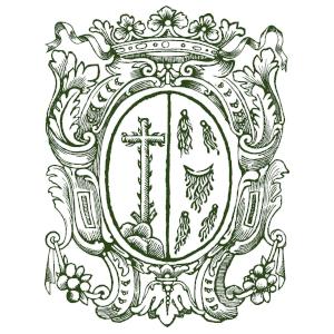Vera Cruz Escudo Lunes Santo en Sevilla