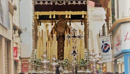 Dolores de San Juan - palio