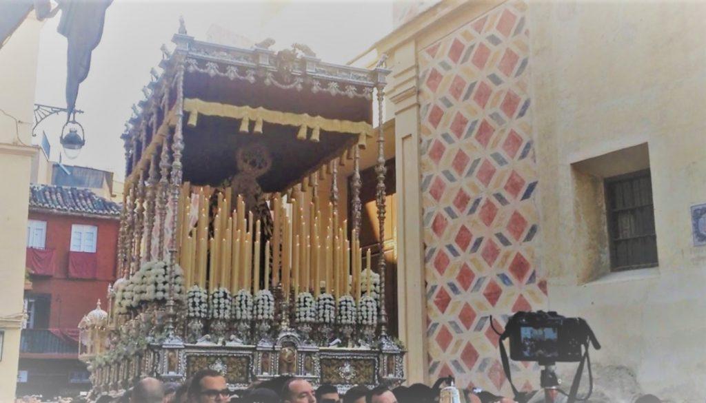 dolores de san juan Magna de Málaga 2021